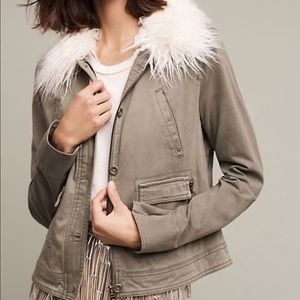 Anthropologie Marrakech Cadet Jacket